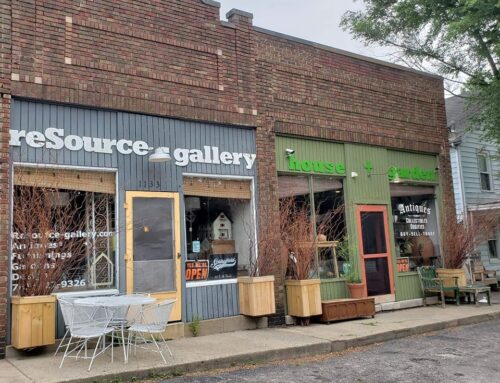 Springfield Historic Westside Shops
