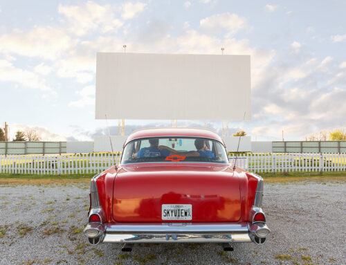 The Drive-In Theater … an American Icon